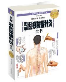 图解刮痧拔罐针灸全书