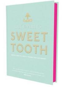 伦敦个性烘焙店Lily Vanilli 食谱书Lily Vanillis Sweet Tooth 英文原版 样板房陈列装饰外文真书