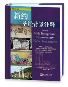 新约圣经背景注释