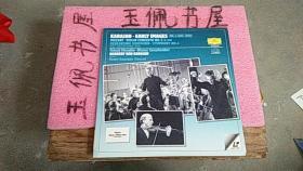KARAJAN EARLY IMAGES (VOL.2 1965--1966)美国版LD碟   大光盘