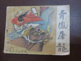 中国武术连环画--青凤屠龙