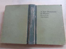 物理学新词典 第2版(英文)