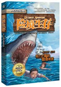 少年极限生存小说--险境生存:死亡之海的致命悬赏
