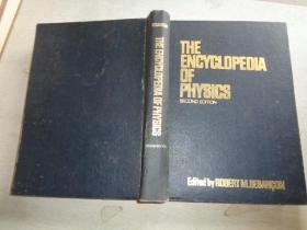 THE ENCYCLOPEDIA OF PHYSICS物理学百科全书 【英文版 16开精装】