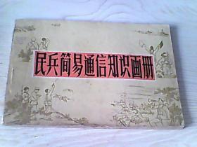 连环画《民兵简易通信知识画册》:1974年版印