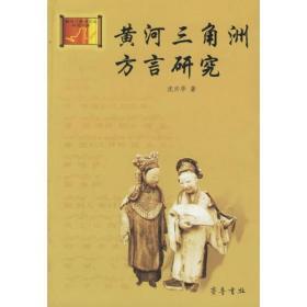 黄河三角洲方言研究/黄河三角洲文化研究书库