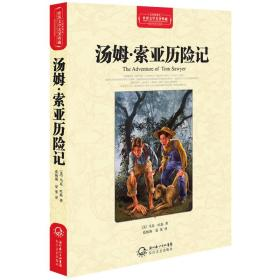世界文学名著典藏:汤姆·索亚历险记(精装)