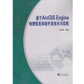 基于ArcGIS Engine地理信息系统开发技术与实践武汉大学李进强9787307166110