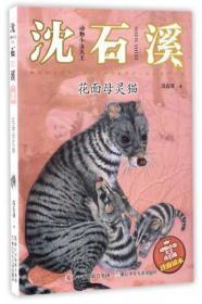 动物小说大王沈石溪:花面母灵猫(注音读本)