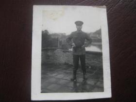 军人戎装照片
