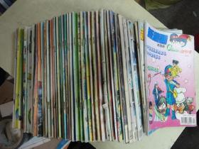 90年代漫画杂志:《新漫画.创刊号》《画书大王》《科普画王》《超级画王》《新画王》《漫画天堂》《热门少年TOP》《北京卡通》《卡通城》《少年漫画》【共计48本】