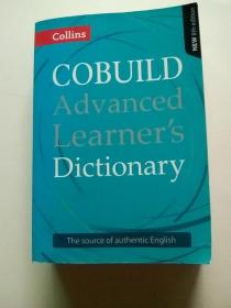 Collins COBUILD Advanced Learners Dictionary:New 8th Edition