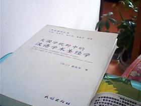 大国学视野中的汉语学术圣经学(学术神学丛书)