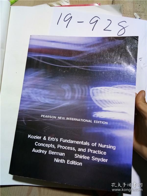 正版实拍;Fundamentals of Nursing