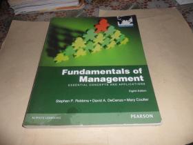 Fundamentals of Management (8th edition) 管理学基础(第8版) 英文原版