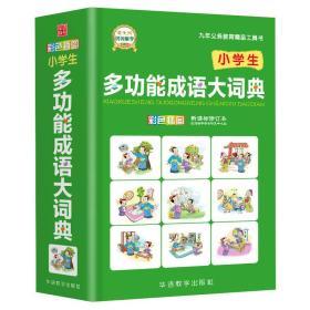 小学生多功能成语大词典