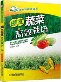 正版全新高效种植致富直通车:棚室蔬菜高效栽培9787111505037
