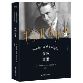 """夜色温柔(《了不起的盖茨比》作者菲兹杰拉德代表作,""""大萧条时代""""美国梦的破灭,头号粉丝海明威多次推荐,菲兹杰拉德自传性长篇小说)"""