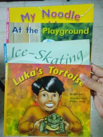 Teaching Version共8册:Baby Cat, At the Playground, Ice-Skating, Luka's Tortoise, My Dog, Melting Ice Cubes, My Noodle Necklace,Who is Hungry?
