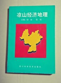 凉山经济地理