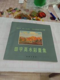 田宇高水彩画集