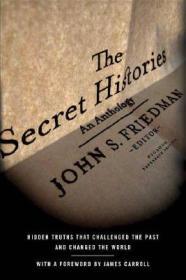 送书签cy-9780312425173-The Secret Histories: Hidden Truths That Challenged