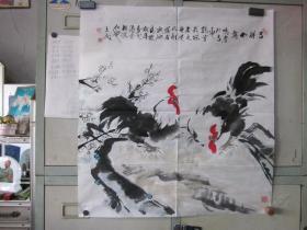 辽宁省美术家协会会员·郭立民国画·