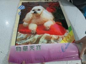 1995年挂历:物华天宝