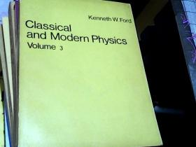 Classical  and Modern Physics  Voiume 3