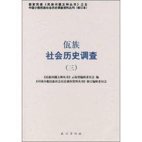 国家民委民族问题五种丛书 :佤族社会历史调查.3