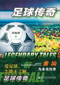 新书--足球传奇