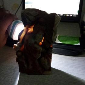 老寿山石雕件(详情见图)