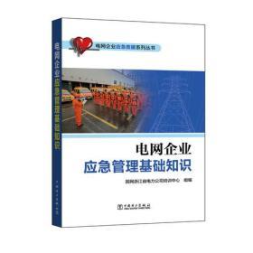 电网企业应急救援系列丛书 电网企业应急管理基础知识