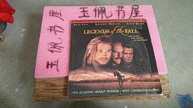 LEGENDS  of  the  FALL    电影LD:燃情岁月   大光盘2碟