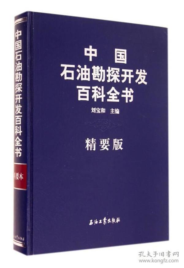 中国石油勘探开发百科全书(精要版)(精)