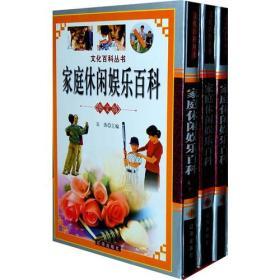 家庭休闲娱乐百科(全3册)