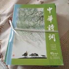 中华诗词2012