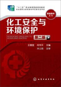 化工安全与环境保护(第二版)