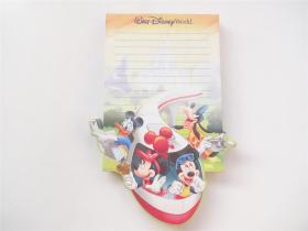 日记本   迪士尼磁碰便签本