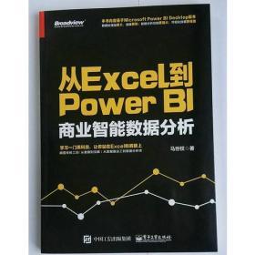 从Excel到Power BI 商业智能数据分析