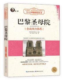 巴黎圣母院(大阅读·世界文学名著系列·N+1分级阅读丛书)