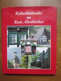 Kulturdenkmaler im Kreis Altenkircben(精)(出版时间不详)