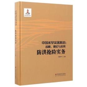 正版】中国水旱灾害防治战略 理论与实务 防洪抢险实务