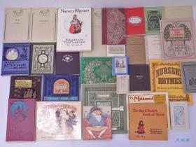 鹅妈妈童谣 全30卷 复刻世界之绘本馆 牛津大学图书馆藏鹅妈妈故事