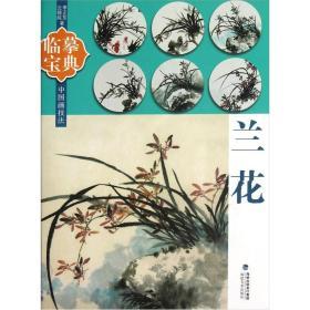 临摹宝典中国画技法:兰花