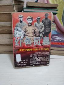 红色风暴:决定中国命运的十年内战
