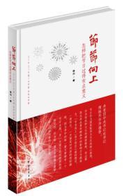 节节向上:怎样把节日过得有点意义徐川中国青年出版社9787515341484
