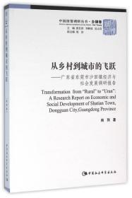 从乡村到城市的飞跃:广东省东莞市沙田镇经济与社会发展调研报告