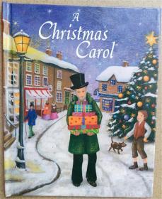 A Christmas Carol 精装书