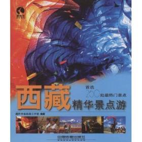 藏羚羊精华景点游书系:西藏精华景点游